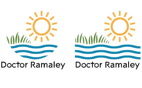 Dr. Ramaley's logo