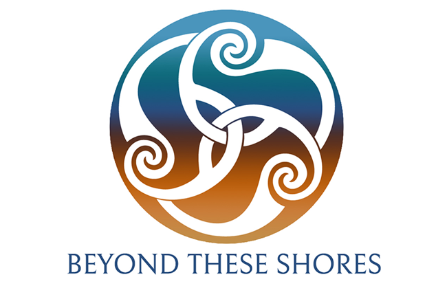 Beyond These Shores logo