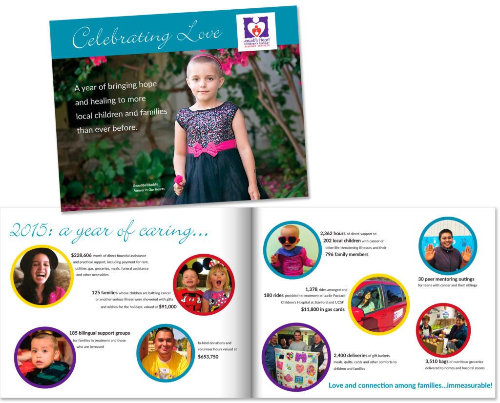 Jacob's Heart Children's Cancer Support Services Annual Report