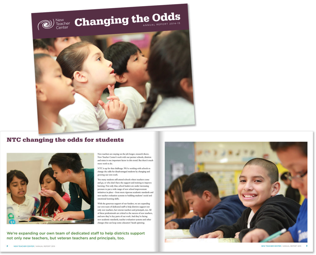 New Teacher Center 2014-15 Annual Report