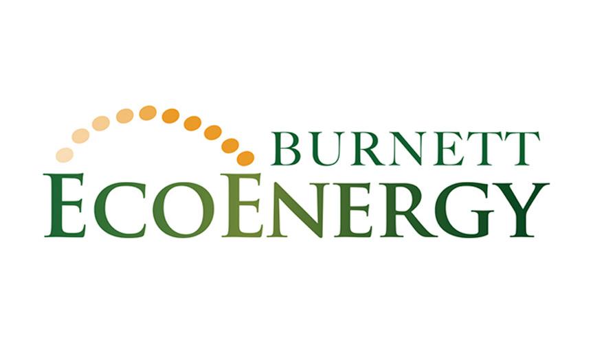 Burnett EcoEnergy logo