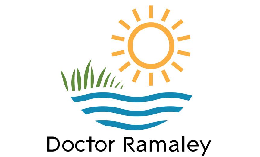 Dr Ramaley logo