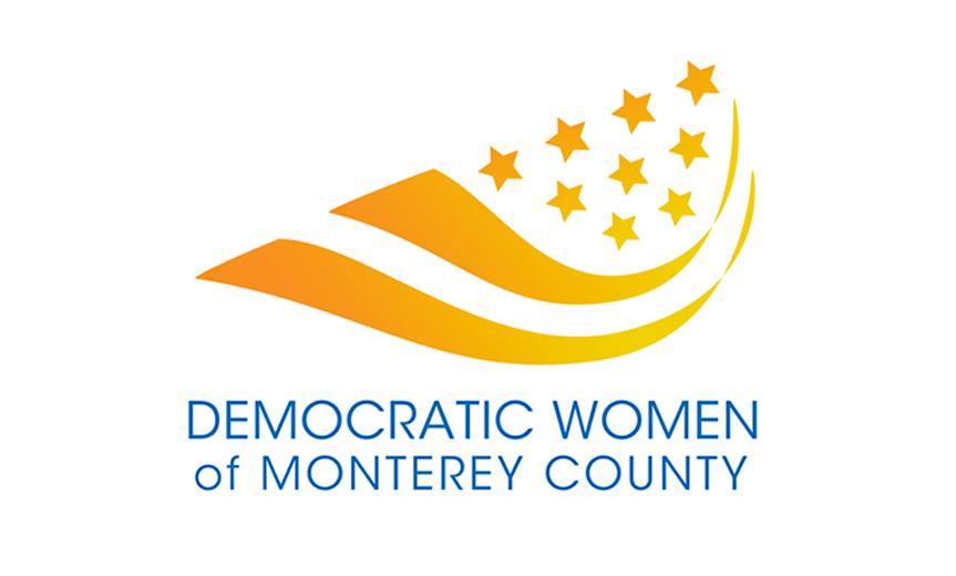 Democratic Women of Monterey County logo