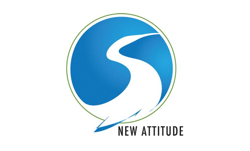 New Attitude logo