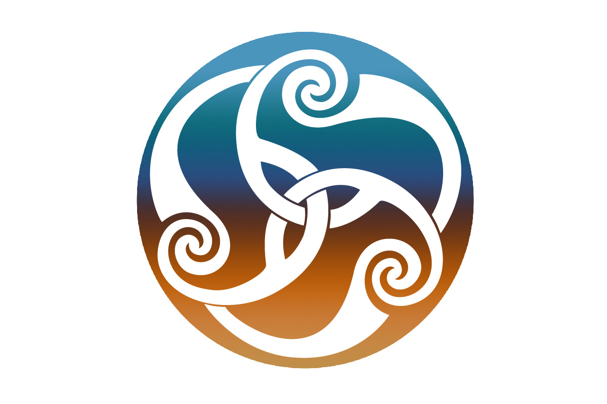 graphic from Beyond These Shores logo